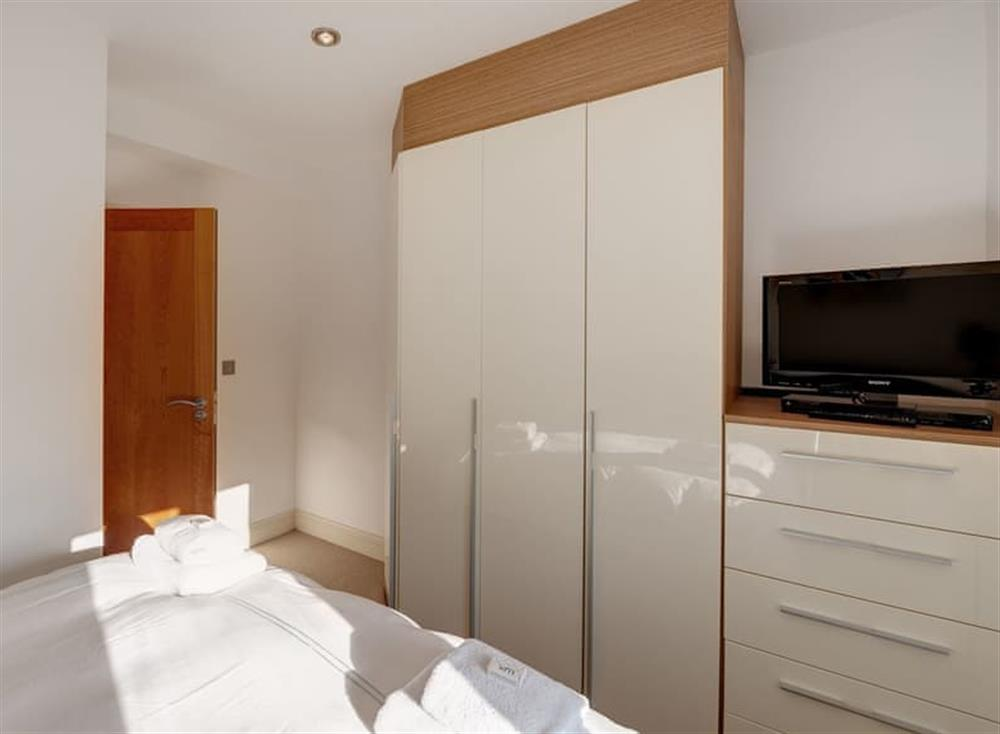 Double bedroom (photo 2) at The Penthouse in Endsleigh Court, Stoke Fleming