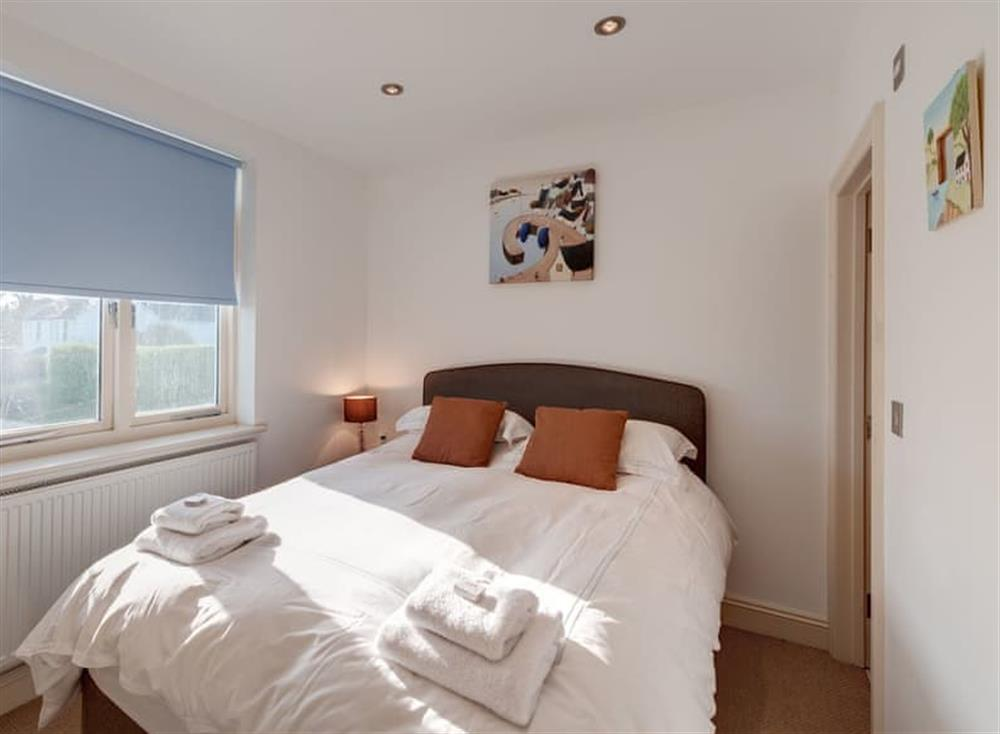 Double bedroom at The Penthouse in Endsleigh Court, Stoke Fleming