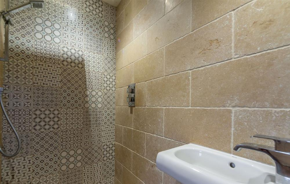 Ground floor: Wet room access from utility room