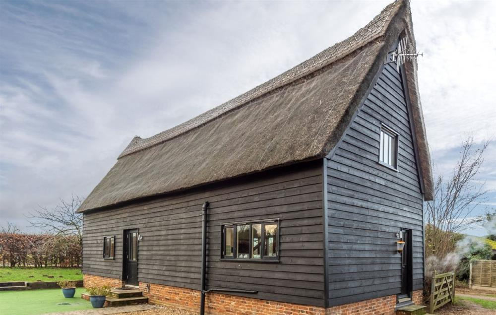 The Pottery Barn is a charming barn conversion  at The Pottery Barn, Butley