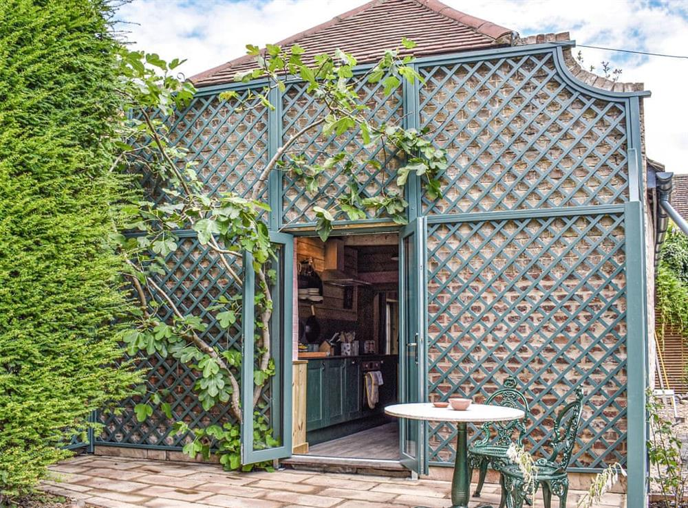 Exterior at The Potting Shed in Godmanchester, Cambridgeshire