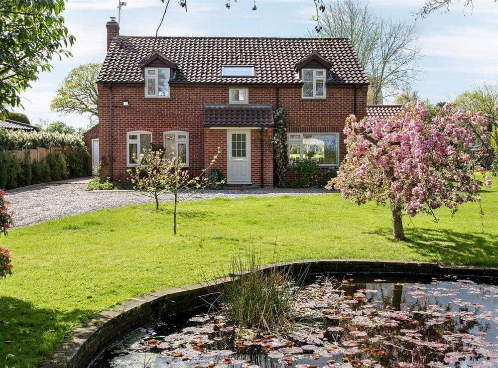 Delightful, detached house at The Pyghtle in Ranworth, near Acle, Norfolk