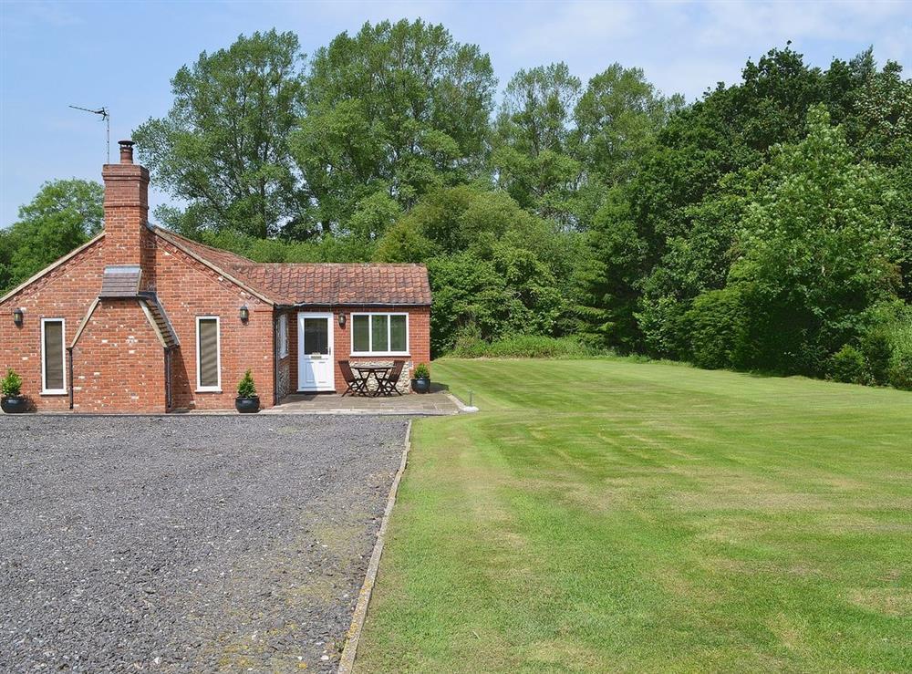 Exterior at The Retreat in Dillington, near Dereham, Norfolk