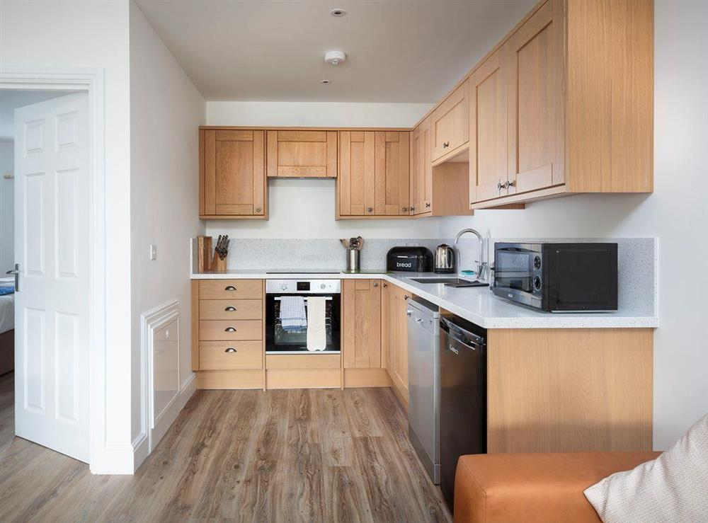 Fully appointed kitchen at Berwick Swan,