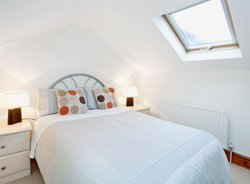 Double bedroom at The Rookery in Tarporley, Cheshire