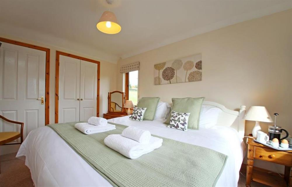 Double bedroom at The Sheep Fold, Nr Sudbury, Suffolk