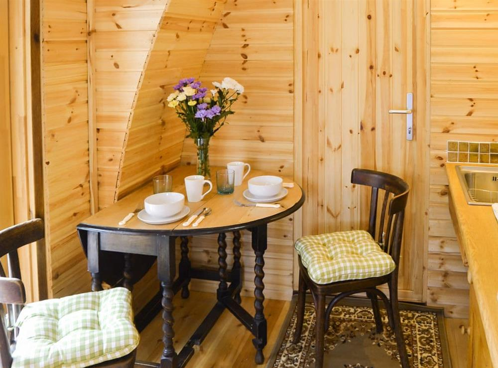 Dining Area at The Squirrels (Strelley Barn) in Woodham Mortimer, near Maldon, Essex