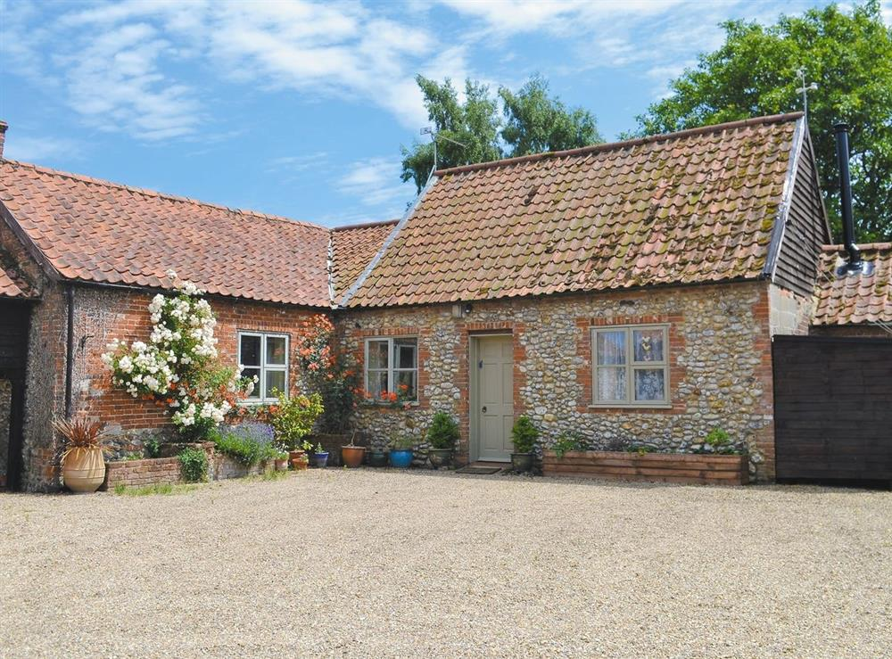Exterior at The Stables in Beeston, Norfolk