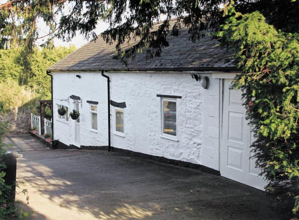 Exterior at The Stables in Betws-Yn-Rhos, Clwyd
