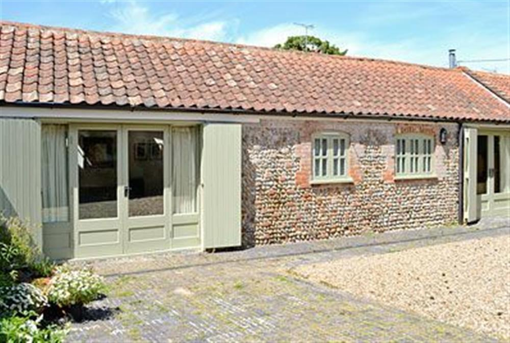 Exterior at The Stables in Edingthorpe, Norfolk. , Great Britain