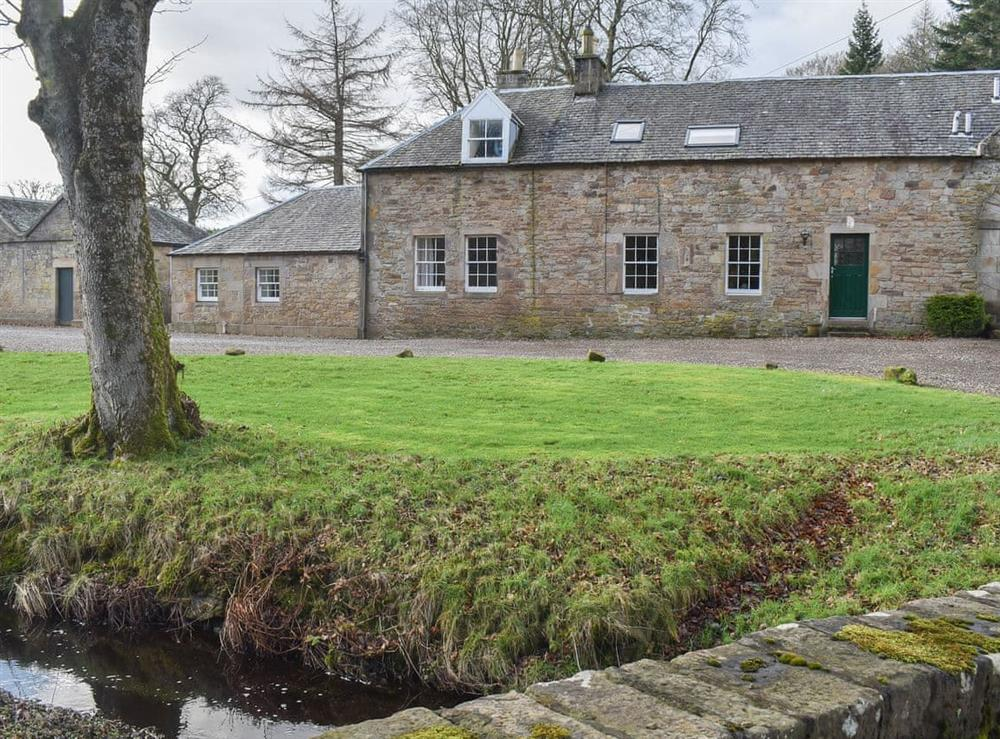 Charming five-bedroomed holiday accommodation at The Stables in Harburn, near West Calder, West Lothian