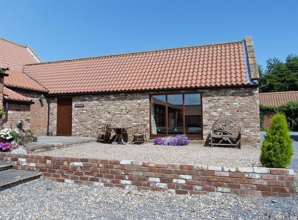 Exterior at The Stables in Hornsea, North Humberside