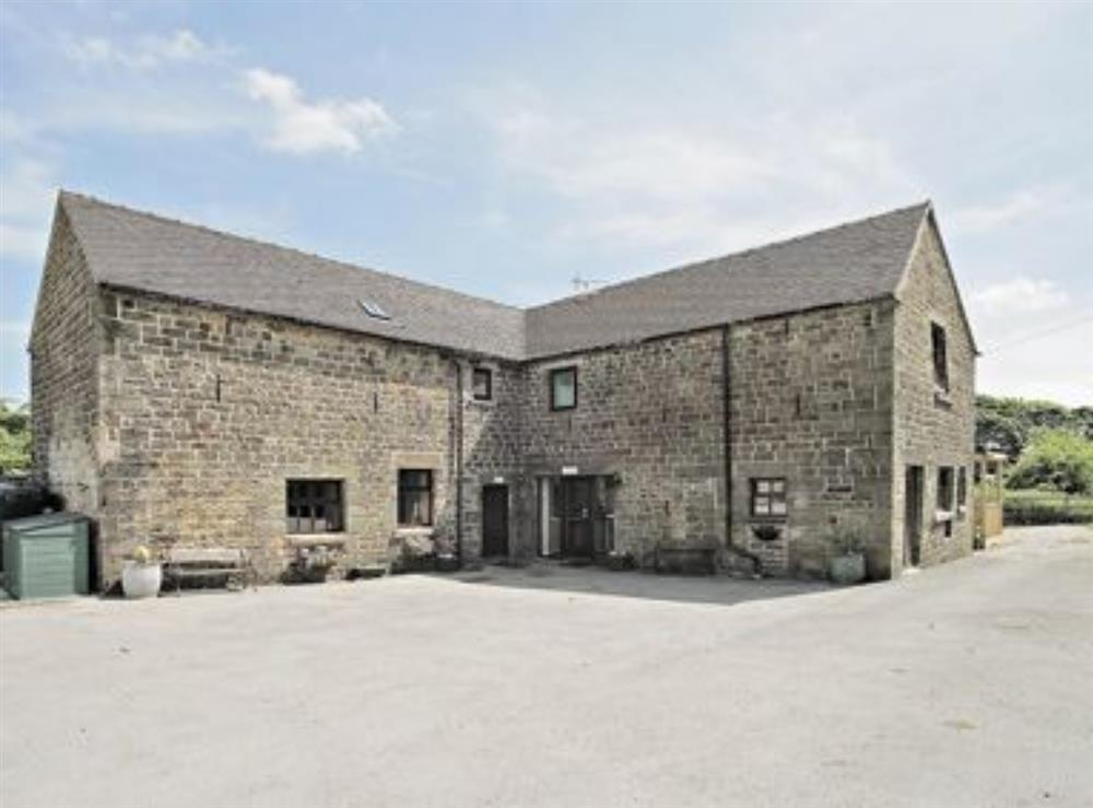 Exterior at The Stables in Onecote, Staffordshire