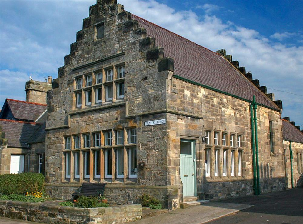 Spacious, semi-detached apartment overlooks the Firth of Forth at The Store in Port Seton, Edinburgh and The Lothians, East Lothian