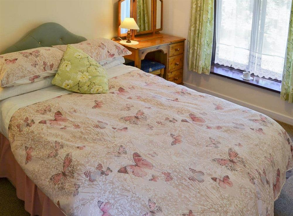 Double bedroom at The Wherry Arch in Irstead, Norwich, Norfolk