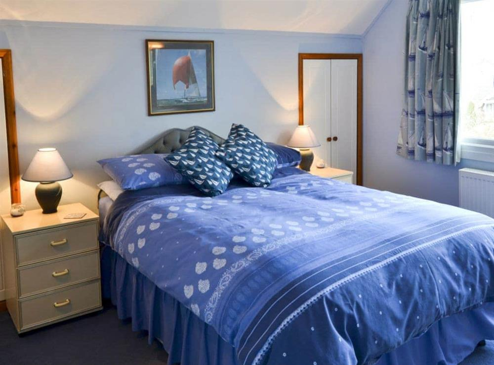 Double bedroom at The Wherry in Norwich, Norfolk