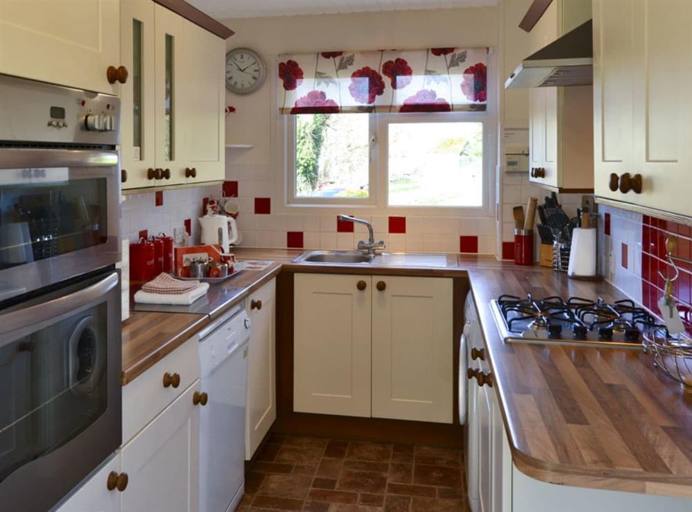Kitchen at The Wherry in Norwich, Norfolk