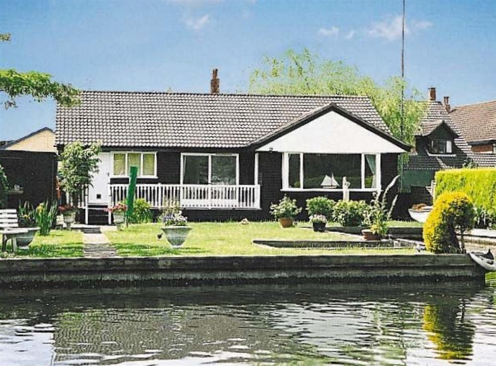 Photo 1 at The Willows in Wroxham, Norfolk