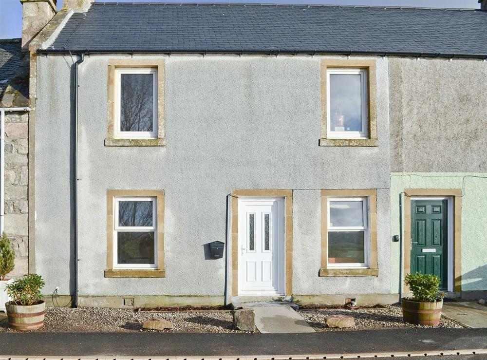 Exterior at Thistle Cottage in Bonar Bridge, near Lairg, Highlands, Ross-Shire