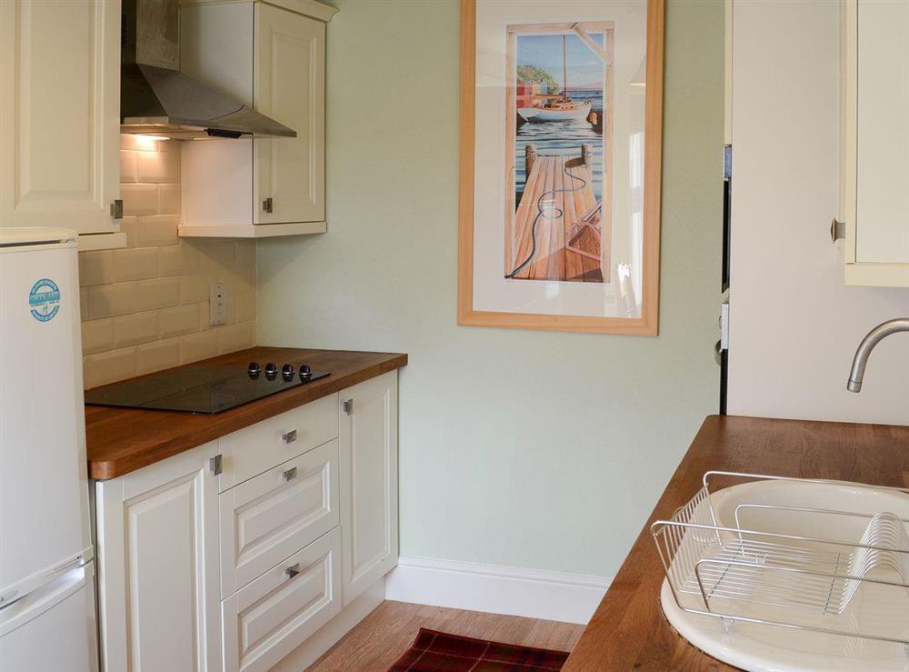 Kitchen (photo 2) at Thistle Cottage in Bonar Bridge, near Lairg, Highlands, Ross-Shire