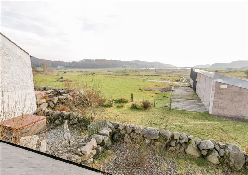 Views from Threave Cottage