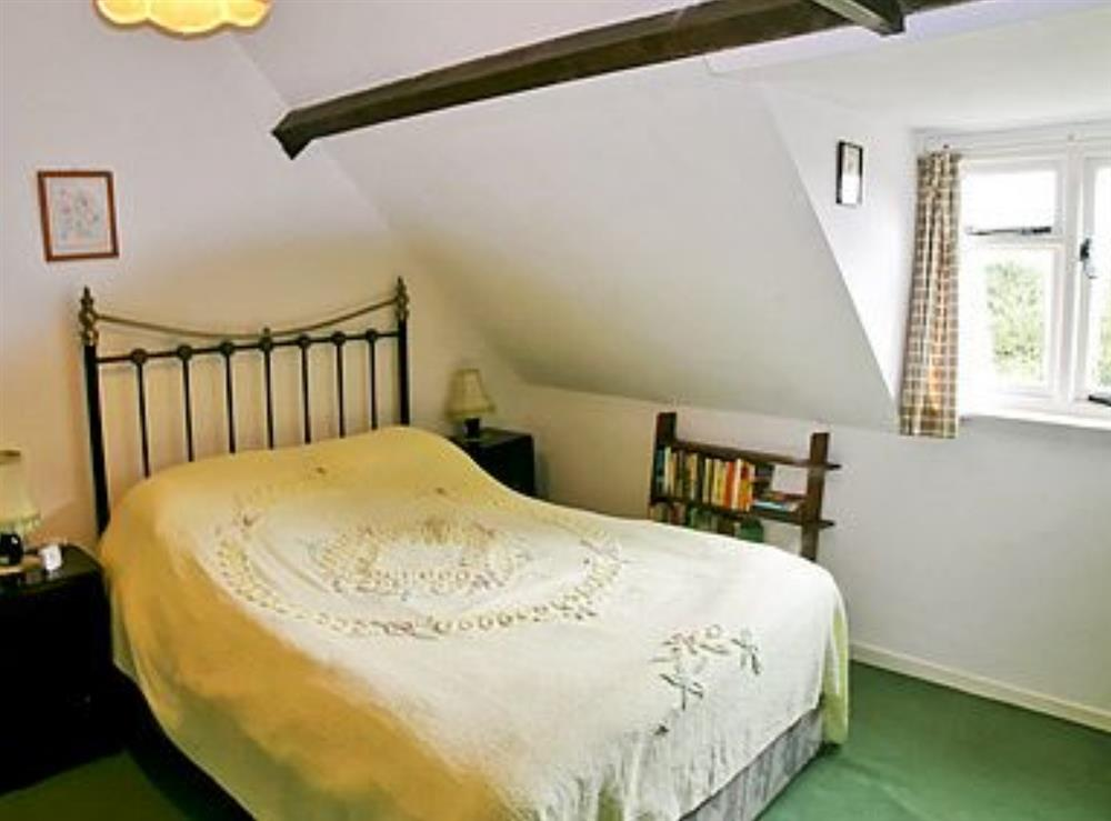 Double bedroom at Three Ash Cottage in Bungay, Suffolk