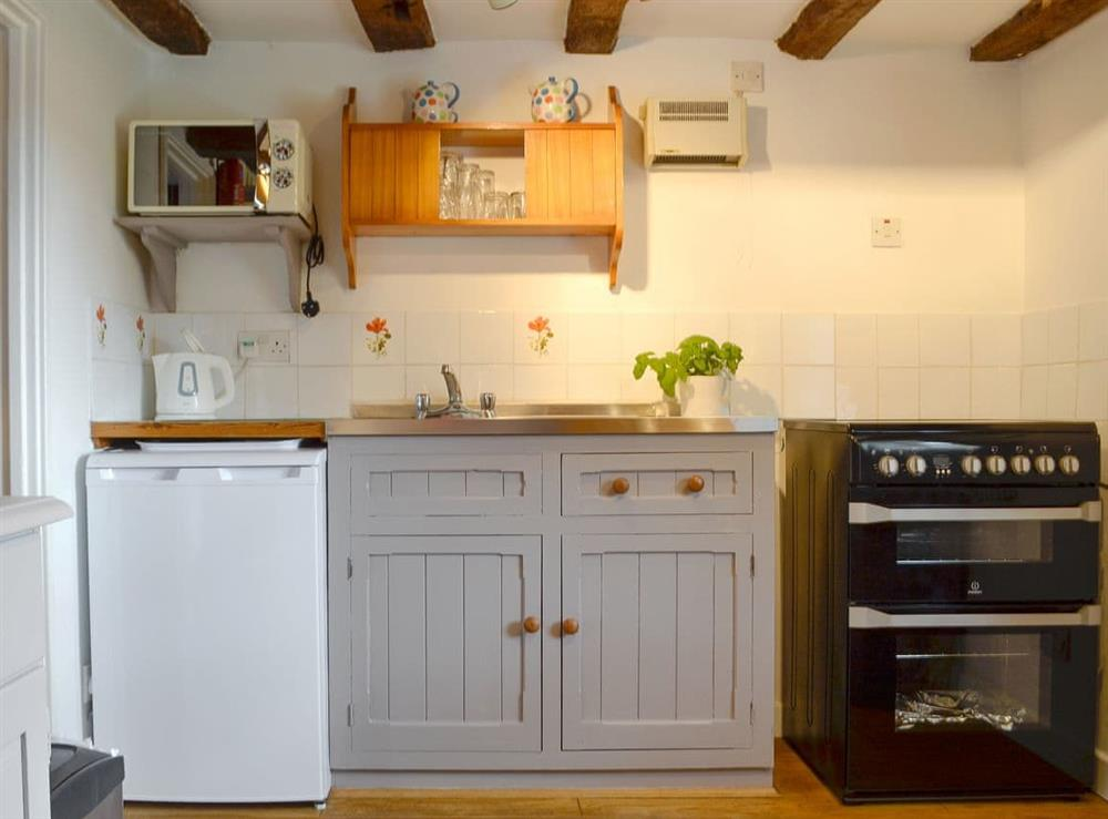 Kitchen at Three Ash Cottage in Bungay, Suffolk