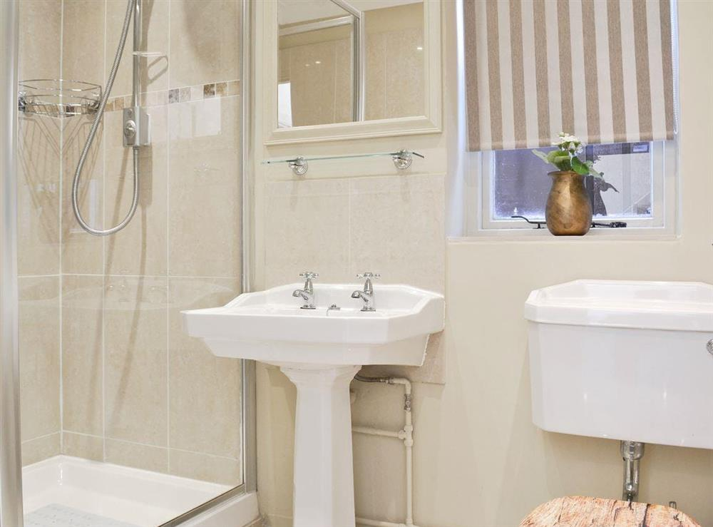 Shower room at Tickton Hall Cottage in Tickton, near Beverley, North Humberside