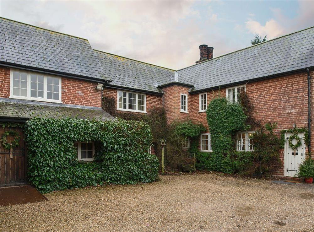 Exterior at Tickton Hall Cottages- Tickton Hall in Beverley, North Humberside