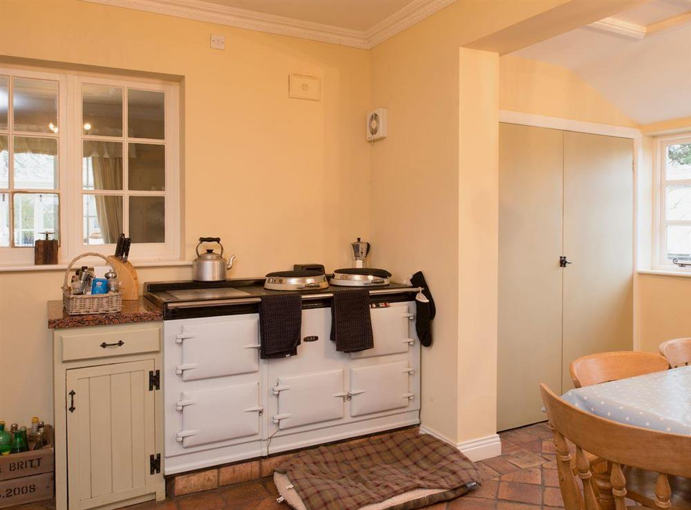 Kitchen/diner (photo 3) at Tickton Hall Cottages- Tickton Hall in Beverley, North Humberside
