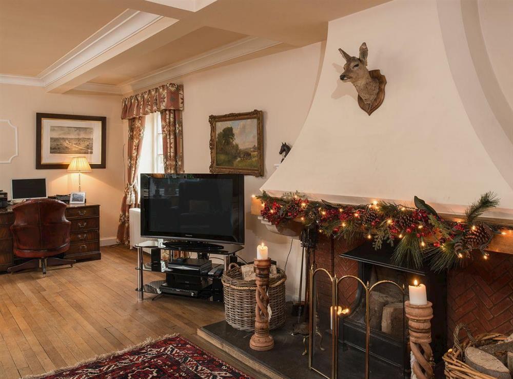 Living room at Tickton Hall Cottages- Tickton Hall in Beverley, North Humberside