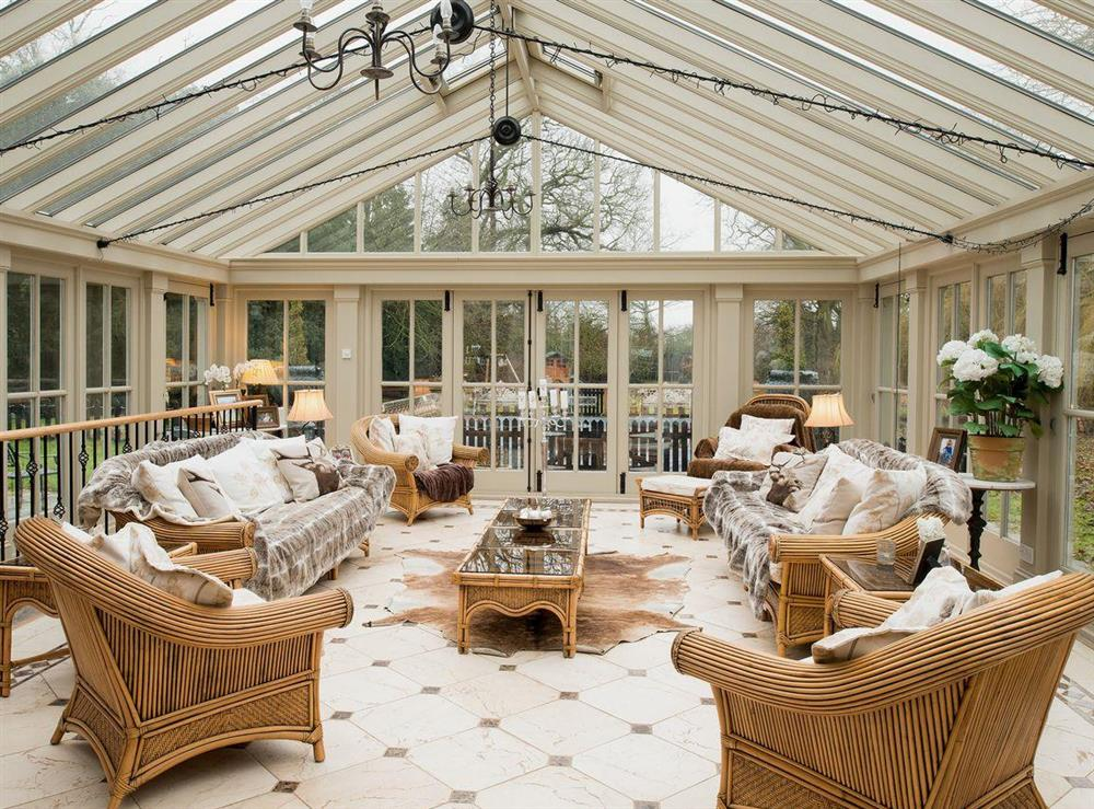 Sun room (photo 2) at Tickton Hall Cottages- Tickton Hall in Beverley, North Humberside