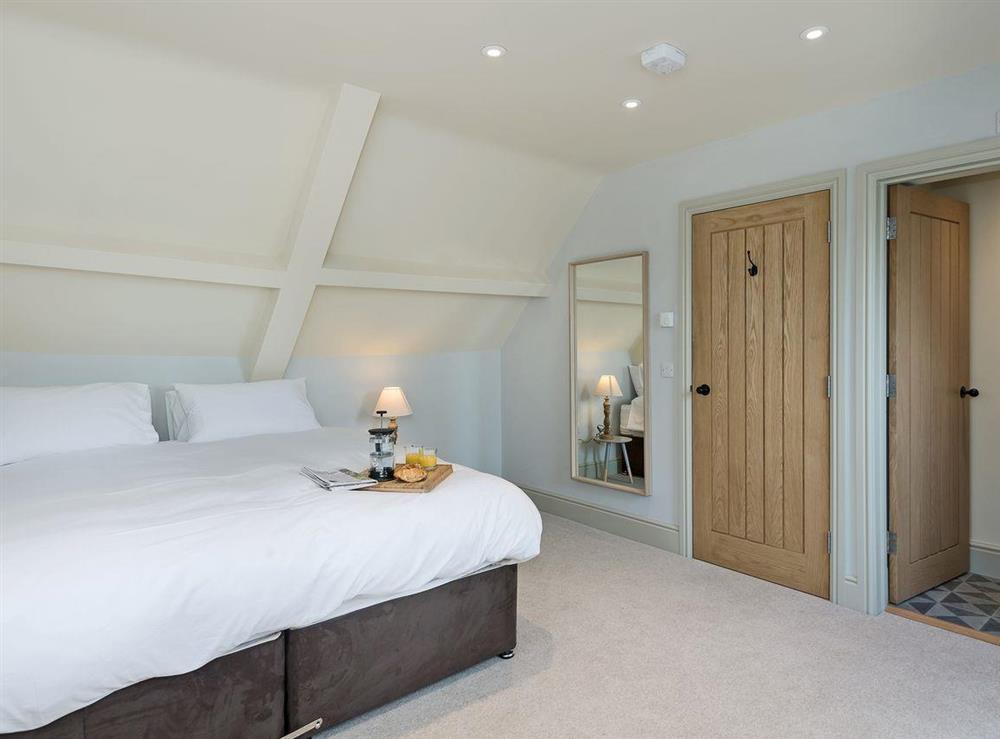 Comfortable double bedroom (photo 2) at Peak Hall,