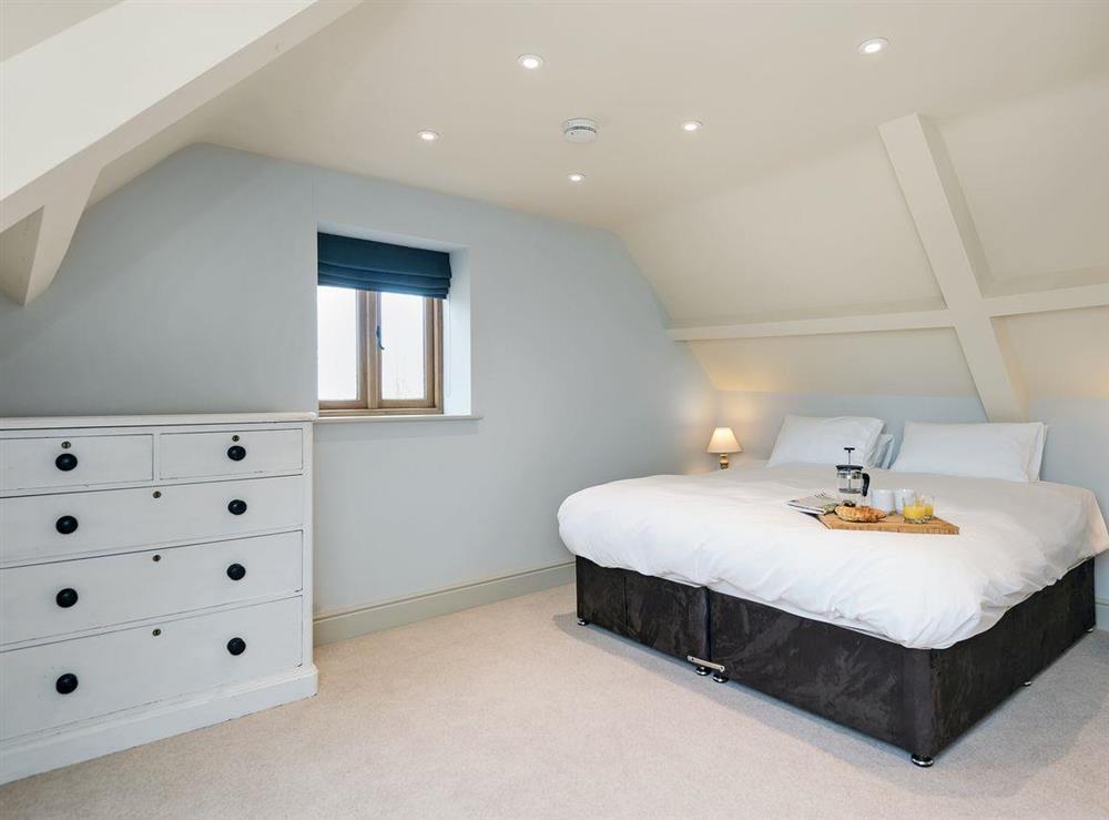 Comfortable double bedroom at Peak Hall,