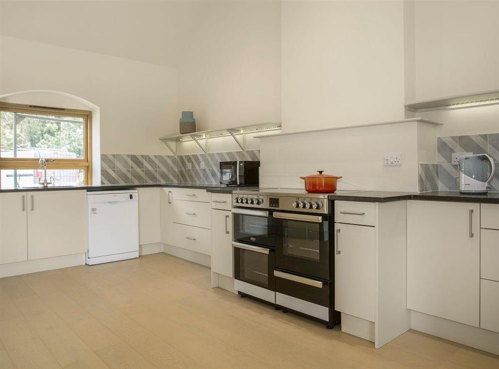 Immaculately presented kitchen at Raynham Breck,