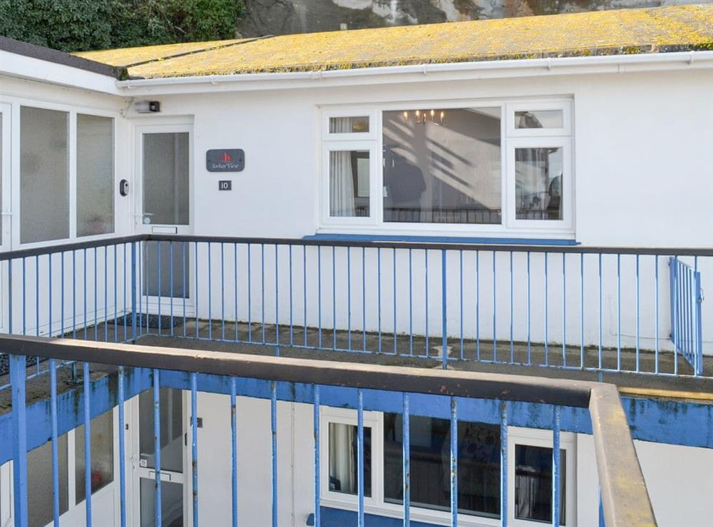 Delightful holiday home at Torbay View in Brixham, Devon