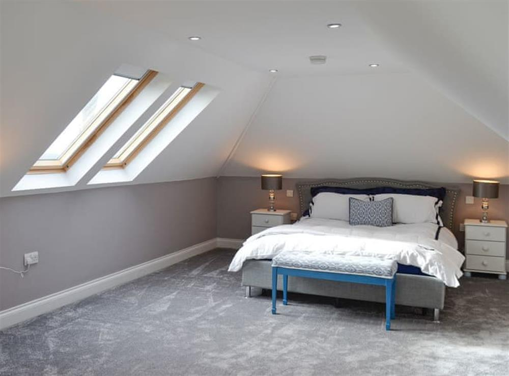 Double bedroom (photo 3) at Torcross Barn in Tarbolton, near Ayr, Ayrshire