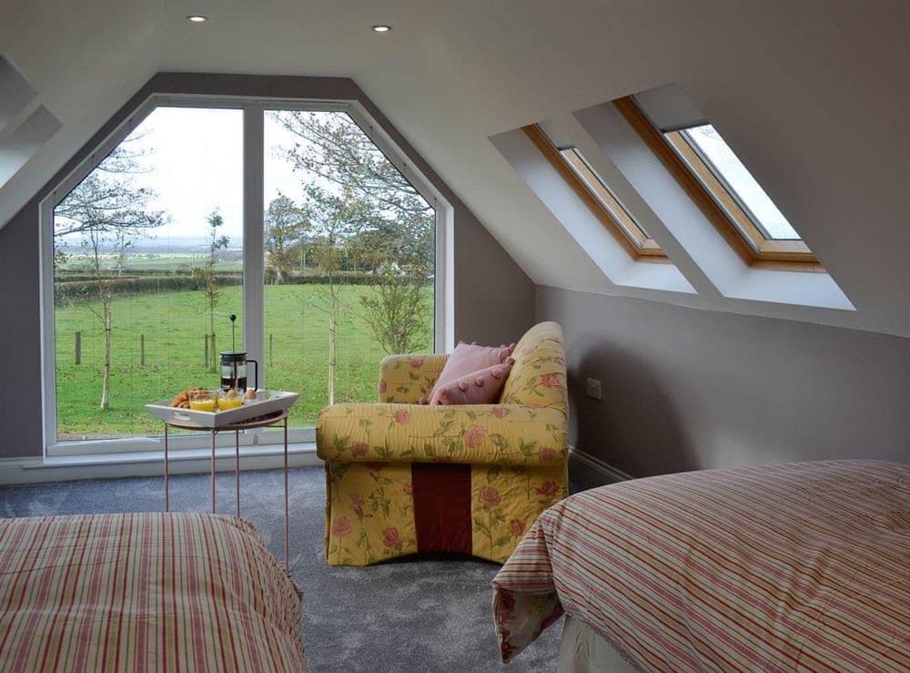 Twin bedroom (photo 2) at Torcross Barn in Tarbolton, near Ayr, Ayrshire