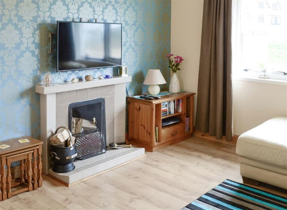 Welcoming living area at Torriesdale in Bettyhill, near Thurso, Caithness