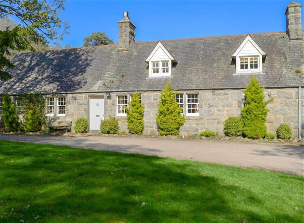 Holiday home at Tressady Coach House in Rogart, near Dornoch, Sutherland