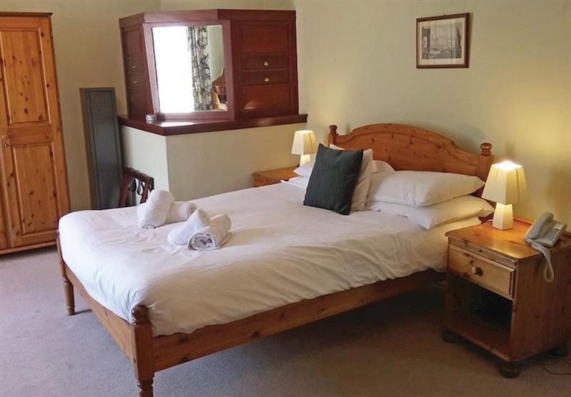 Bedroom in Croyde Studio at Trimstone Cottages in Trimstone, North Devon