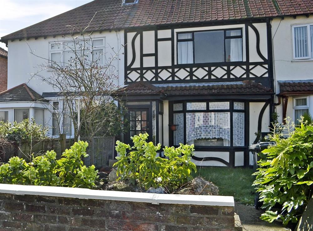 Exterior at Tudor Cottage in Ainsdale, near Southport, Merseyside