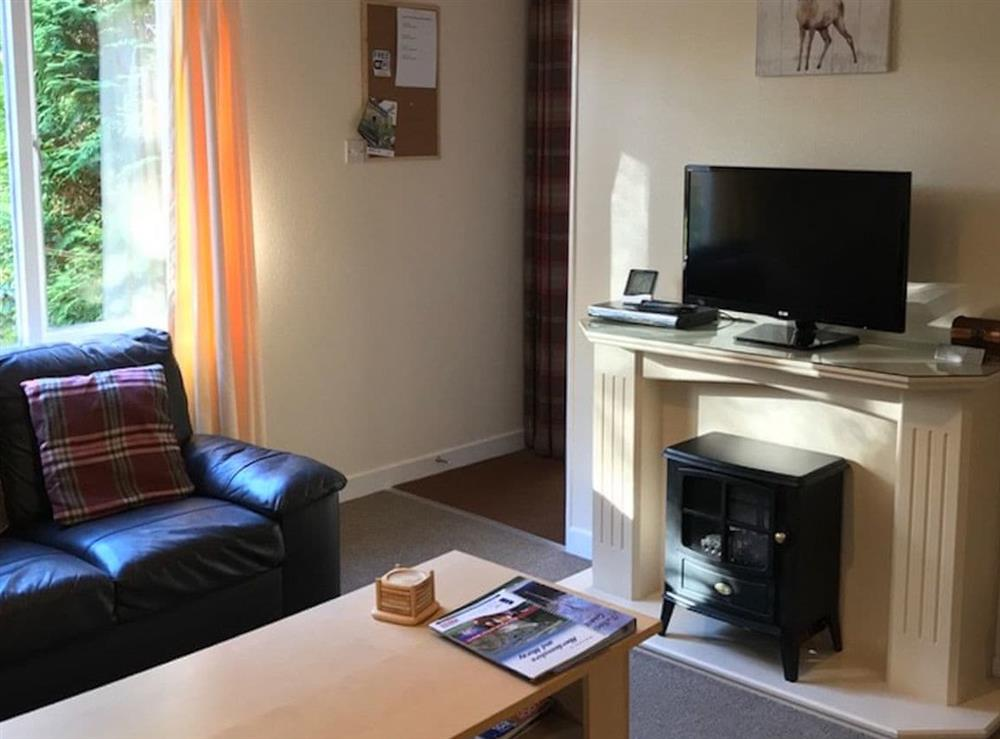 Welcoming living area at Brodie,