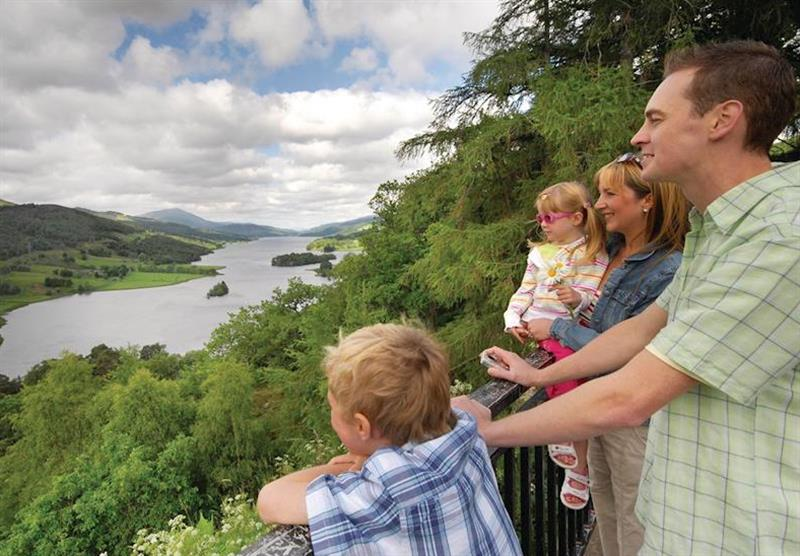 Photo 11 (photo number 11) at Tummel Valley in Pitlochry, Perthshire & Southern Highlands