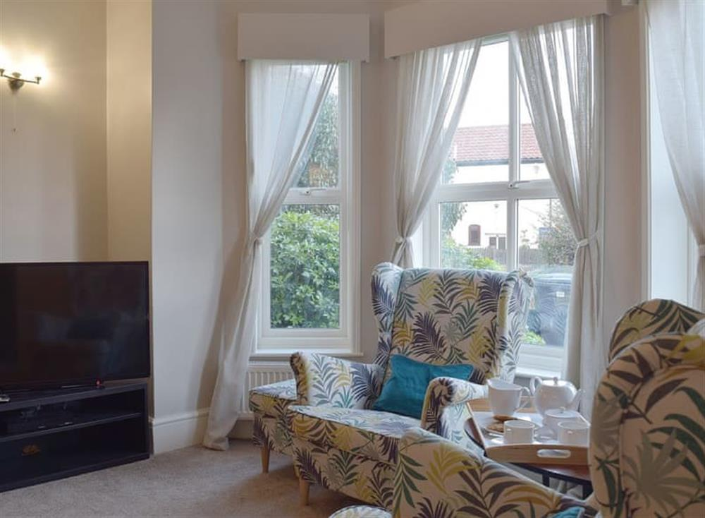 Living room at Turnstone in Gorleston-on-Sea, near Great Yarmouth, Norfolk