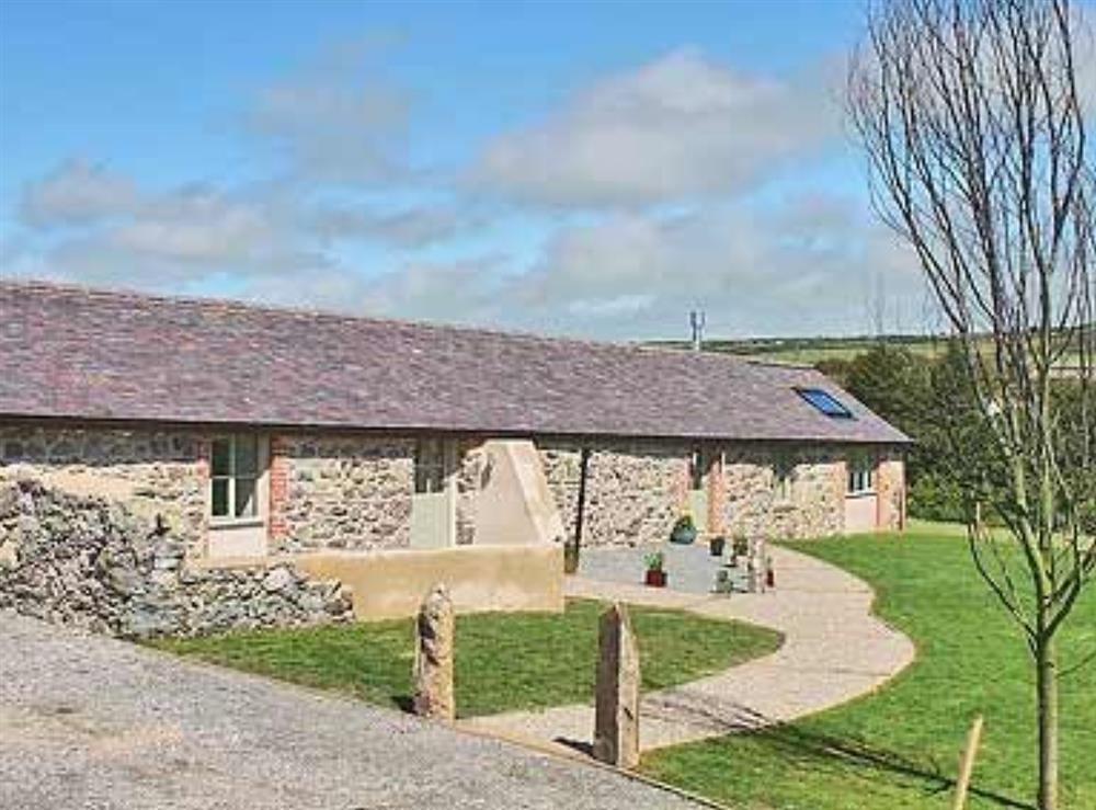 Exterior at Ty Cam in Nr. Aberdaron, Gwynedd., Great Britain