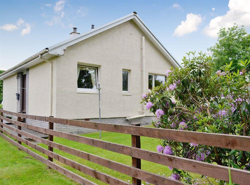 Exterior at Ulva Cottage in Oban, Argyll