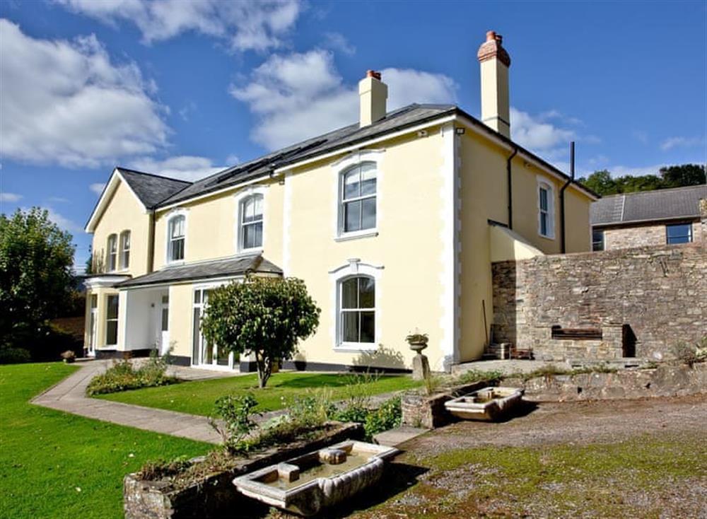 Elegant country retreat on the edge of Dartmoor