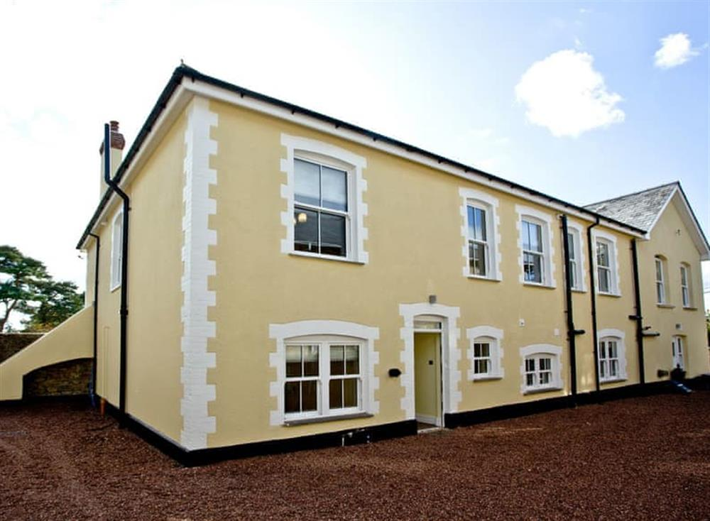 Wonderful holiday home deep in the Devon countryside