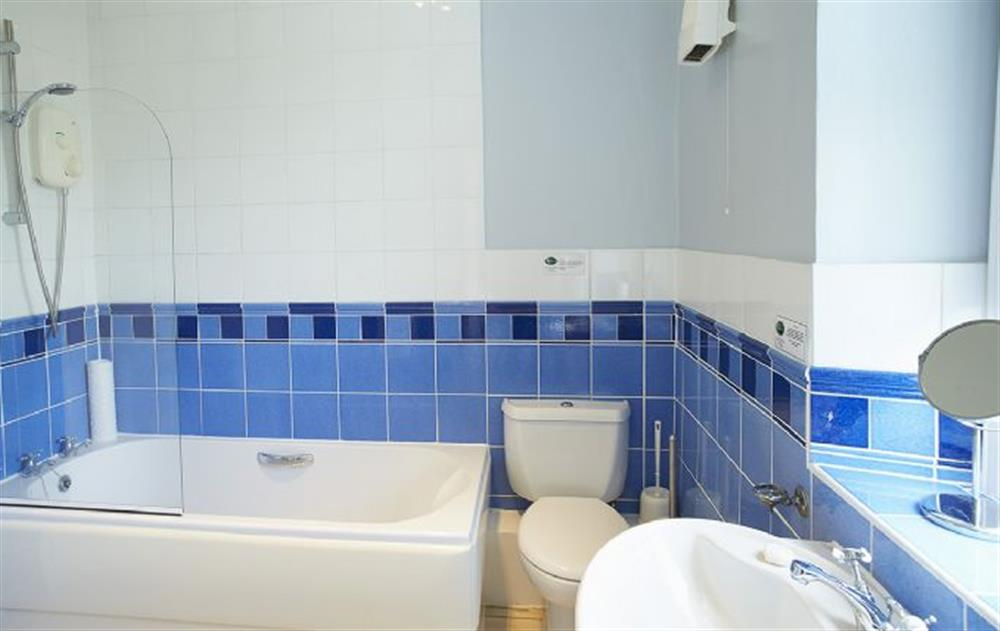 Ground floor:  Bathroom (photo 2) at Veronica Cottage, Anvil Point Lighthouse